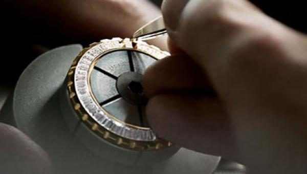 Setting of a bezel